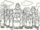 Jesus with Child Coloring Page Elegant Jesus with Children Coloring Page