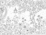 Johanna Basford Secret Garden Coloring Pages Coloring Johanna Basford Secretdenng Pages Printable the