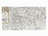 Johanna Basford Secret Garden Coloring Pages Kaufe Johanna Basford Coloring Canvas Floral Landscape