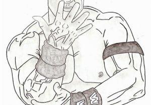 John Cena Coloring Pages John Cena Coloring Page 76 with John Cena Coloring Page