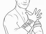 John Cena Coloring Pages John Cena Coloring Page