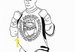 John Cena Coloring Pages top 15 Free Printable John Cena Coloring Pages Line
