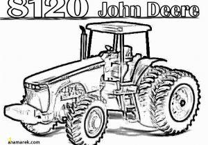 John Deere Tractor Coloring Pages John Deere Ausmalbilder Schön Tractor Coloring Pages Sample