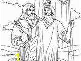 John the Baptist Baptizing Jesus Coloring Page 39 Best Bible John & Jesus Baptism Images On Pinterest