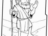 John the Baptist Coloring Pages Printable John the Baptist