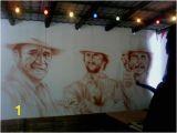 John Wayne Wall Mural Stage Mural Wetcanvas