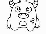 Johnny Appleseed Coloring Page Free Free Printable Coloring Page A Cute Monster for Your