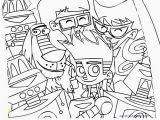 Johnny Test Coloring Pages Online E Direction Logo Coloring Pages Printable Coloring Best Kids Pages