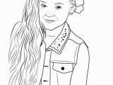 Jojo Siwa Coloring Pages Printable Free Jojo Siwa Coloring Pages to Print for Kids