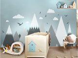 Jojo Siwa Wall Mural Amazon Gray Cream Mountains Wall Sticker Eagles Pine
