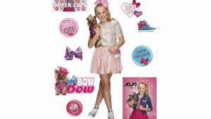 Jojo Siwa Wall Mural Jojo Siwa Life Size Ficially Licensed Nickelodeon Removable Wall Decal