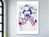 Joker Wall Mural the Joker Suicide Squad New Joker Batman Wall Art