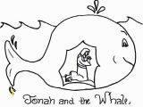 Jonah and the Whale Coloring Page Story Of Jonah and the Whale Coloring Page Netart