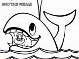 Jonah and the Whale Coloring Pages for Kids Best Jonah and the Whale Printable