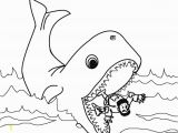 Jonah and the Whale Coloring Pages for Kids Jonah and the Whale Coloring Pages
