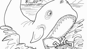 Jonah and the Whale Coloring Pages Printable Free Printable Jonah and the Whale Coloring Pages for Kids