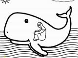 Jonas and the Whale Coloring Pages Printable Jonah and the Whale Coloring Pages for Kids