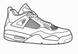 Jordan 11 Coloring Page New Jordan Shoe Coloring Sheet Collection