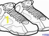 Jordan Shoes Coloring Pages Printable 10 Best Jordan Coloring Images