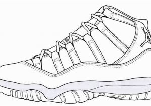 Jordan Shoes Coloring Pages Printable Jordan Shoe Coloring Pages Coloring Home Jeffersonclan