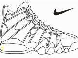 Jordan Shoes Coloring Pages Printable Printable Sneaker Coloring Pages Clip Art Library
