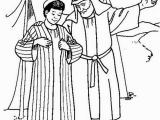 Joseph and His Dreams Coloring Pages Joseph and His Dreams Coloring Pages Sketch Coloring Page