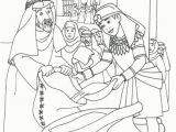 Joseph and His Dreams Coloring Pages Joseph Distributing Grain Genesis 41