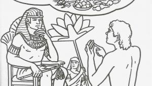 Joseph and His Dreams Coloring Pages Joseph S Dreams Coloring Page Coloring Pages