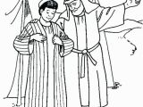 Joseph Coat Coloring Page 2767 Coat Free Clipart 16