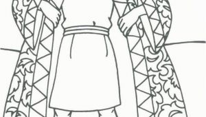 Joseph Coat Of Many Colors Coloring Page Josephs Coat Many Colors Coloring Page Coloring Home