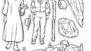 Joseph Smith Golden Plates Coloring Page Joseph Smith Receive the Gold Plates Coloring Page Netart