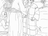 Joseph son Of Jacob Coloring Pages Jacob Giving Joseph the Coat Of Many Colors Coloring