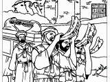 Joshua and the Battle Of Jericho Coloring Page Joshua and the Wall Jericho Coloring Pages Coloring Home