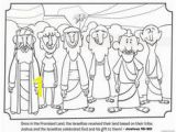 Joshua and the Promised Land Coloring Page 57 Best Free Bible Coloring Pages Images In 2018