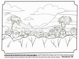 Joshua and the Promised Land Coloring Page Joshua and the Battle Jericho Coloring Pages Sun Stands Still