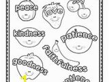 Joy Fruit Of the Spirit Coloring Page Fruit Of the Spirit Printables Christian Preschool Printables