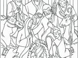 Joyful Mysteries Coloring Pages Awesome Nativity Colouring Sheets Coloring Page Away In A Manger