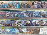 Judith Baca Mural the Great Wall Of Los Angeles the Great Wall Of Los Angeles