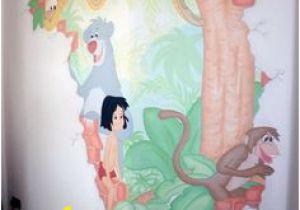 Jungle Book Mural 98 Best Wall Murals Images