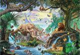 Jungle Book Wall Mural Jungle Five