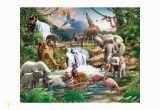 Jungle Book Wall Mural Walltastic Jungle Adventure Mural 8ft X 10ft In 2019