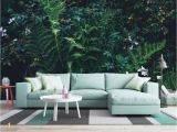 Jungle Dreams Wall Mural Beibehang High Quality 3d Wallpaper Fantasy Green Rain forest Jungle