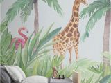 Jungle Mural for Children S Room Con Habitaciones O Esta La Imaginaci³n No Tiene L­mites