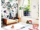Jungle Mural for Children S Room Envies Déco 1 La Tendance Papier Peint Entre Floral Et Tropical