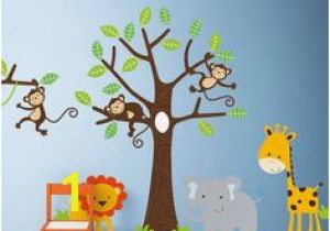 Jungle Mural for Nursery 449 Best Nursery Wallpaper Murals Images