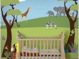 Jungle Murals for Nursery 81 Best Nursery Wall Murals Images