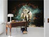 Jungle Scene Wall Mural Bestellen Sie Jetzt Mit Großem Rabatt Und Kostenlosem