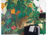 Jungle Scene Wall Mural Jungle Lounge Wall Panel Home Decor Ideas I Love