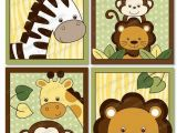 Jungle theme Wall Murals Resultado De Imagen Para Nursery Canvas Wall Art Jungle theme