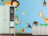 Jungle Wall Mural for Nursery Amazon
